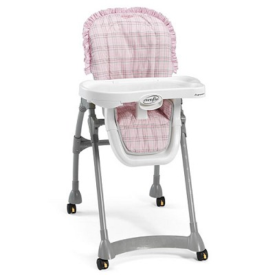 Expressions High Chair, Pink Cuddle Bear (2981539)