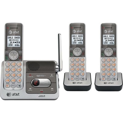 DECT6.0 DIGITAL Phone Three Handset Answering System - CL82301