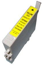 Ink Cartridge (Yellow-High Capacity) for Epson Stylus C86 / CX6400 / CX6600