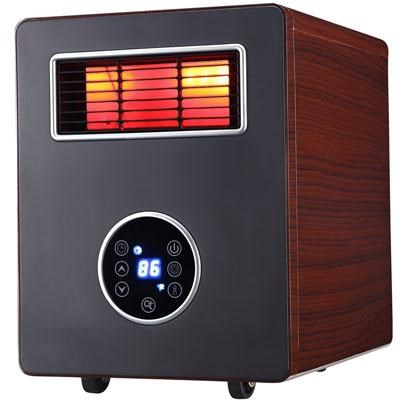 Comfort Glow Advanced PTC Ceramic Comfort Heater with Remote Control - CDE4800