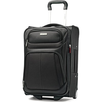 Aspire Sport Upright 21 Expandable Carry-On Bag - Black