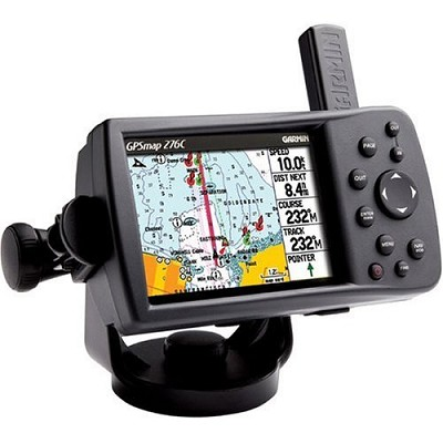 GPSMAP 276C All In One, Chartplotter And Automobile Navigator