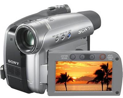 Handycam DCR-HC46 Mini DV Digital Camcorder