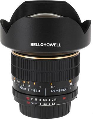 FE14M-C 14mm f/2.8 IF ED MC Aspherical Super Wide Angle Fisheye Lens for Canon