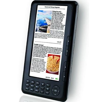SX-EB700 Primer 7` Color eBook Reader and Media Player