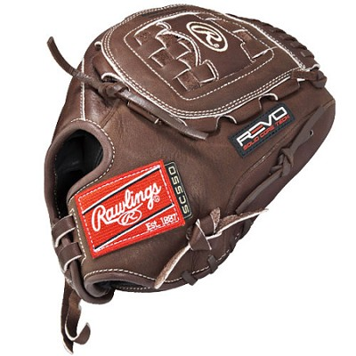 5SC120CD - REVO SOLID CORE 550 Series 12` Fast Pitch Right Hand Softball Glove
