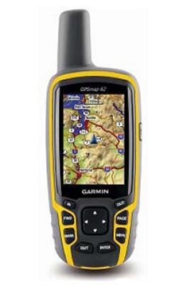 GPSMAP 62 2.6-Inch Handheld GPS Navigator - World Wide