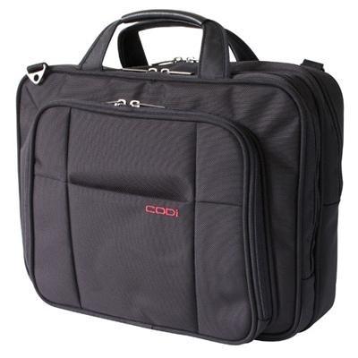 Riserva Briefcase in Black - C8901