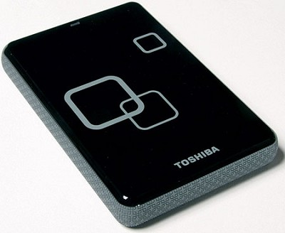 DS TS Canvio HD 1 TB USB 2.0 Portable External Hard Drive - Raven Black