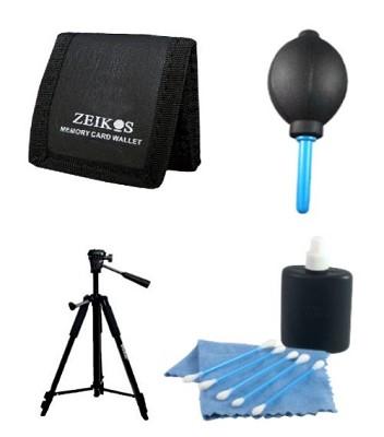Tripod basic Kit for SLR Cameras