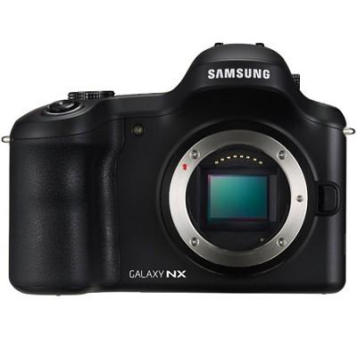Galaxy NX 20.3MP HD 1080p Mirrorless Digital Camera - Body Only