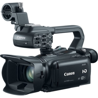 XA20 High Definition Professional Camcorder