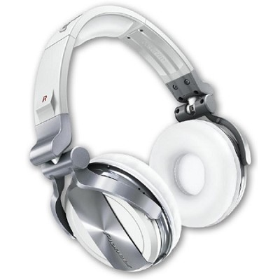 Professional DJ Headphones - White - HDJ-1500-W