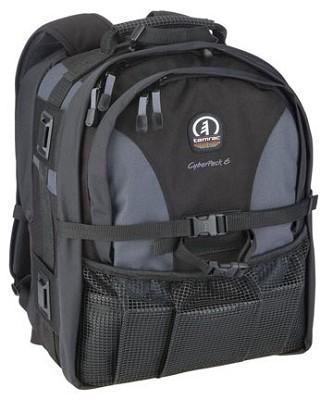 Tamrac 5256 Black CyberPack 6 Photo/Laptop Backpack (Black)