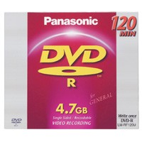 DVD-R Disc for Video Recording