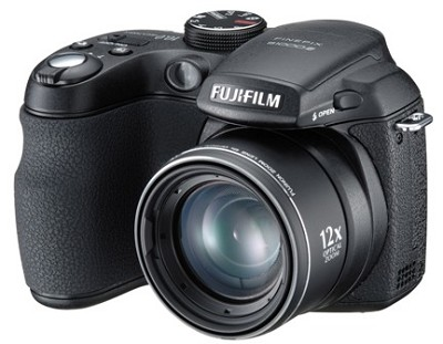FINEPIX S1000fd 10.0Mp SLR Styled Digital Camera
