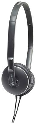 ATH-ES3A Portable Headphones (Black)