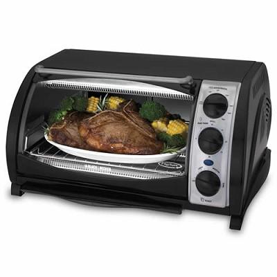 TRO651B 4-Slice Non-Stick Toast-R-Oven and Broiler
