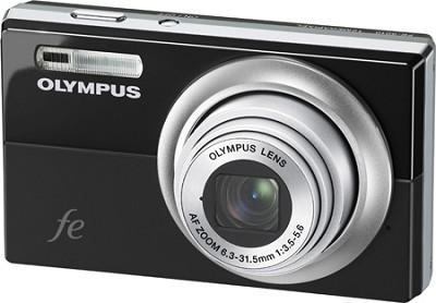 FE-5010 12MP 2.7` LCD Digital Camera (Black) Refurbished