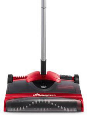 BD20020 Power Sweep Cordless Sweeper (Red)
