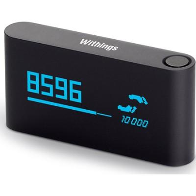 Pulse Wireless Activity Tracker + Sleep and Heart Rate Monitoring - Black