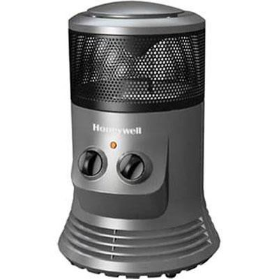 HW Mini Tower 360  Heater Grey