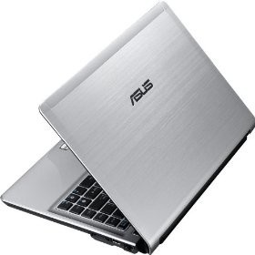 UL80VT-A2 14-Inch Thin and Light Silver Laptop (Windows 7 Home Premium)