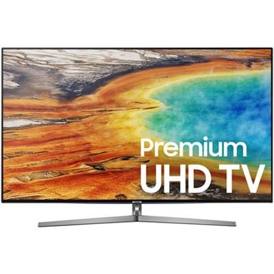 UN75MU9000FXZA 74.5` 4K Ultra HD Smart LED TV (2017 Model) - Refurbished