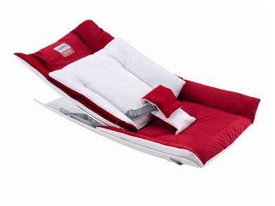 Loft Rocking Chair (Red)