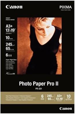 Photo Paper Pro II 13` X 19` - 10 Sheets