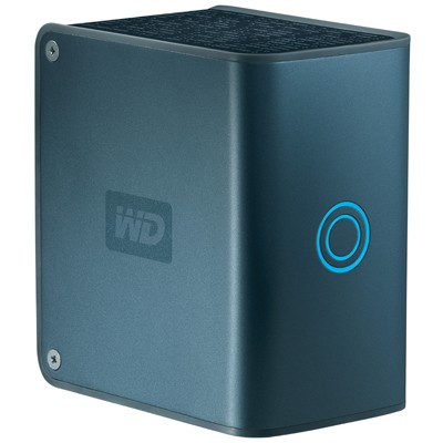 2 TB My Book Premium Edition II USB20/FW400/800 External Hard Drive (WDG2T20000)