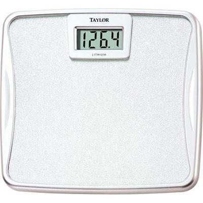 Taylor Lith Btry Bath Scale