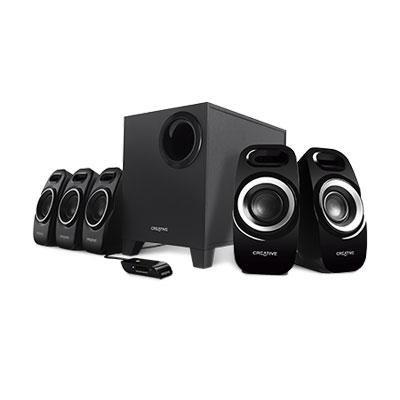 T6300 5.1 Multimedia Speaker System - 51MF4115AA002