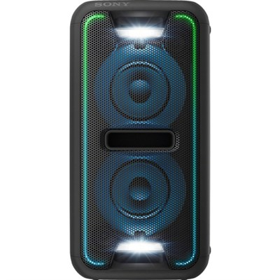 GTK-XB7 High Power Home Audio System with Bluetooth - Black - OPEN BOX