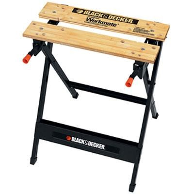 Workmate 125 350-Pound Capacity Portable Work Bench - WM125