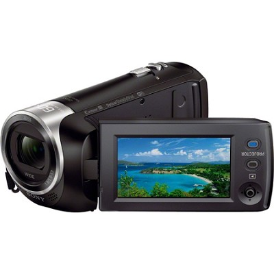HDR-PJ440 Full HD 60p Camcorder w/ Built-In Projector