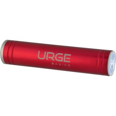 Flash Tube Pro 2600mAh with Flashlight (Red)