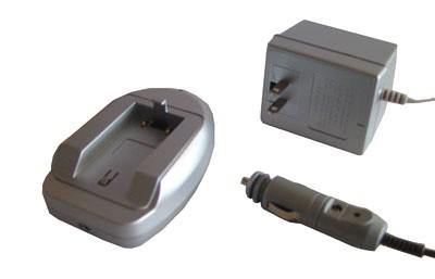 AC/DC Battery Charger for Panasonic CGA-DU07 / DU14 / DU21