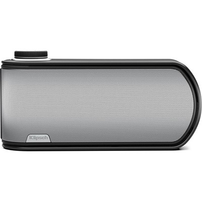 GiG Portable Wireless Music System with aptX Bluetooth (Black)