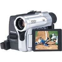 PV-GS50Y Ultra-Compact Mini DV Camcorder {Yellow Chassis}