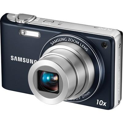 PL210 Superzoom 14MP Compact Indigo Blue Digital Camera