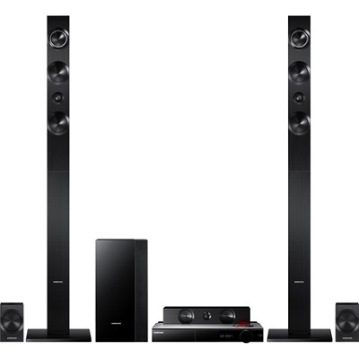 HT-F9730W - 7.1 Blu-ray WiFi Home Theater System & Wireless Rear Speakers