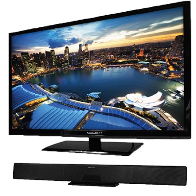 LE3980SB 39 inch 1080p LED + SBX600 Bluetooth Soundbar