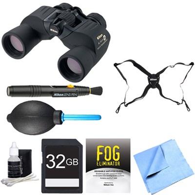 7238 8x40 Action Extreme ATB Binoculars Adventure Bundle