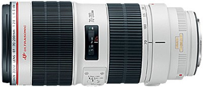 EF 70-200mm f/2.8L IS II USM Telephoto Zoom Lens EOS DSLR Cameras 2751B002