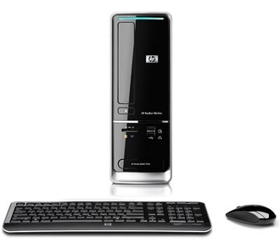 Pavilion Slimline S5310F Desktop PC