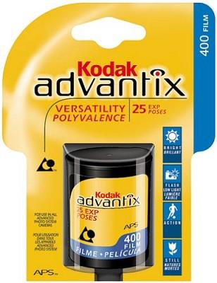 ADVANTIX FILM 400-25 EXP