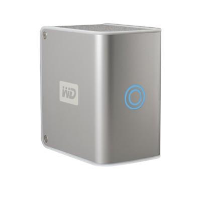 2 TB My Book Pro Edition II Triple Interface External Hard Drive ( WDG2TP20000N)