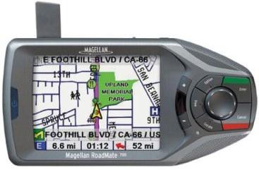 Roadmate 700 Portable Car GPS Navigation System (Factory Refurbished)