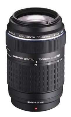 70-300mm f4.0-5.6 Zuiko Digital Zoom Lens -1-year US and Intl Warranty